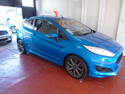 Ford Fiesta Hatchback 1.0 EcoBoost Zetec S (s/s) 3dr