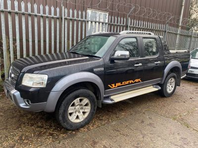 Ford Ranger Pickup 3.0 TDCi Wildtrak Double Cab Crewcab Pickup 4x4 4dr