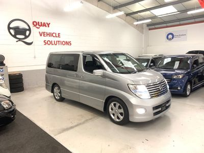 Nissan Elgrand MPV JDM E51 HIGHWAY STAR 3500cc 8 SEATER MPV