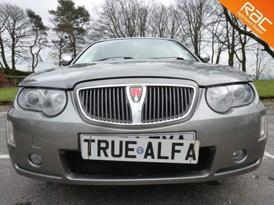 Rover 75 Tourer Estate 2.5 V6 Connoisseur SE 5dr