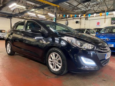Hyundai i30 Hatchback 1.6 CRDi Blue Drive Active 5dr