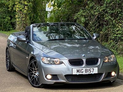 BMW 3 Series Convertible 2.0 320d M Sport Highline 2dr