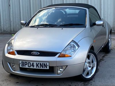 Ford Streetka Convertible 1.6 2dr