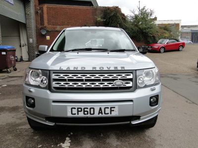 Land Rover Freelander 2 SUV 2.2 SD4 GS 4X4 5dr