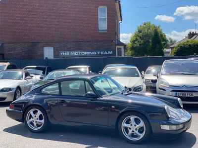 Porsche 911 Coupe 3.6 964 Carrera 2 2dr