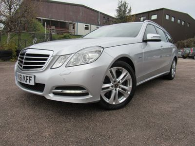 Mercedes-Benz E Class Estate 2.1 E250 CDI BlueEFFICIENCY Avantgarde Edition 125 (s/s) 5dr