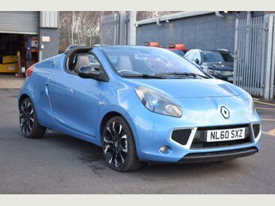 Renault Wind Convertible 1.2 T Dynamique S 2dr