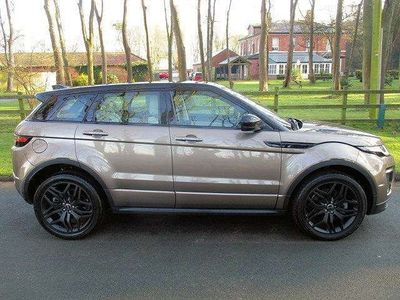Land Rover Range Rover Evoque SUV 2.0 TD4 HSE Dynamic SUV 5dr Diesel 4WD (s/s) (180 ps)