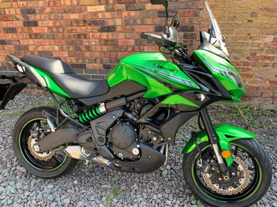 Kawasaki Versys 650 Adventure 650 ABS