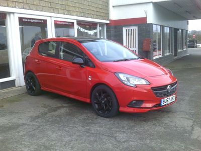 Vauxhall Corsa Hatchback 1.4i Turbo ecoFLEX Limited Edition (s/s) 5dr