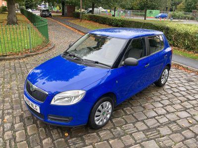 SKODA Fabia Hatchback 1.2 HTP 6v 1 5dr