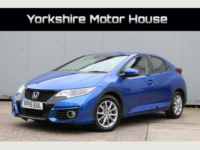 Honda Civic Hatchback 1.6 i-DTEC SE Plus (s/s) 5dr