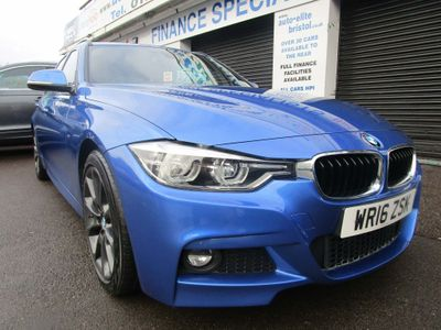 BMW 3 Series Estate 2.0 320i M Sport Touring Auto (s/s) 5dr