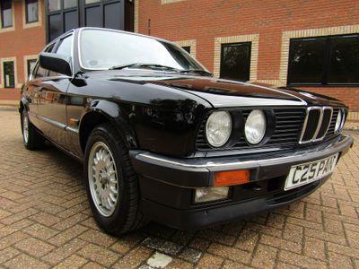 BMW 3 Series Unlisted 325i 2.5 E30 AUTO 4DR 1985 MODEL