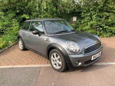 MINI HATCH Hatchback 1.6 One Graphite 3dr