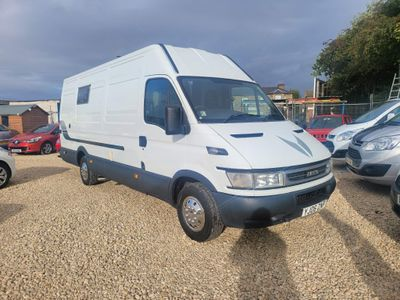 Iveco Daily Panel Van 2.3 TD 35S12 LWB High Roof 4dr Axess