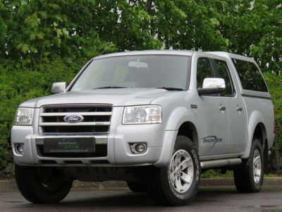 Ford Ranger Pickup 2.5 TDCi XLT Thunder Double Cab Crewcab Pickup 4x4 4dr