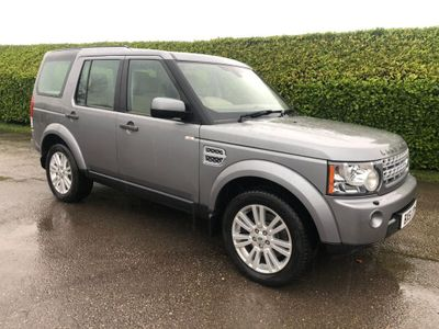 Land Rover Discovery 4 SUV 3.0 SD V6 XS 4X4 5dr