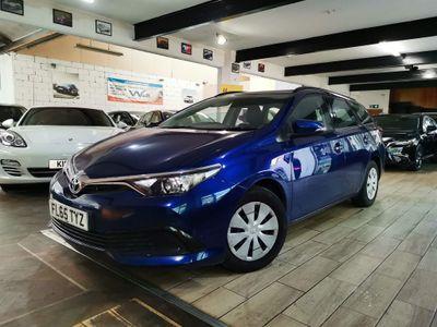 Toyota Auris Estate 1.4 D-4D Active Touring Sports (s/s) 5dr