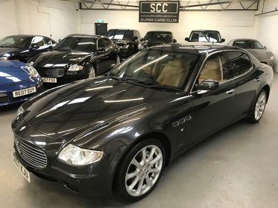 Maserati Quattroporte Saloon 4.2 4dr