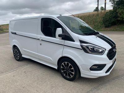 Ford Transit Custom Panel Van 2.0 310 EcoBlue Sport Auto L1 H1 EU6 (s/s) 5dr