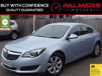 Vauxhall Insignia Hatchback 1.4 i 16v Turbo Tech Line (s/s) 5dr