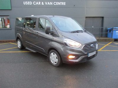 Ford Tourneo Custom Other 2.0 320 EcoBlue Shuttle L2 EU6 (s/s) 5dr (9 Seat)