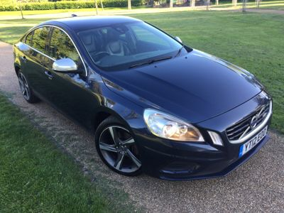 Volvo S60 Saloon 1.6 D DRIVe R-Design Powershift 4dr