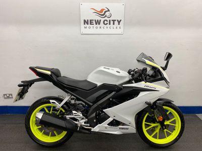 Yamaha YZF-R125 Super Sports 125 125 ABS