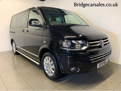 Volkswagen Caravelle MPV 2.0 BiTDI Executive Bus DSG 4MOTION 4dr (SWB, 7 Seats)