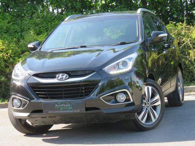 Hyundai ix35 SUV 2.0 CRDi Premium 4WD 5dr