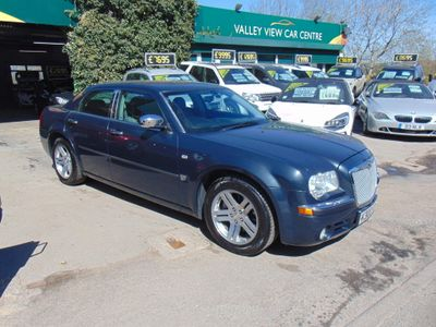 Chrysler 300C Saloon 3.0 CRD V6 4dr