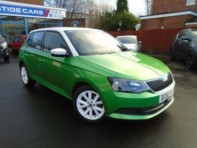 SKODA Fabia Hatchback 1.0 Colour Edition (s/s) 5dr