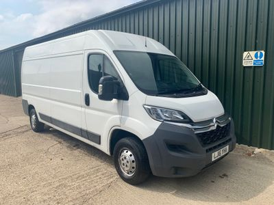 Citroen Relay Panel Van 2.2 HDi 35 Enterprise L3 H2 EU5 5dr