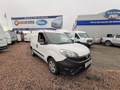 Fiat Doblo Panel Van Doblo Cargo 16V Multijet 1.2 5dr Panel Van Manual Diesel