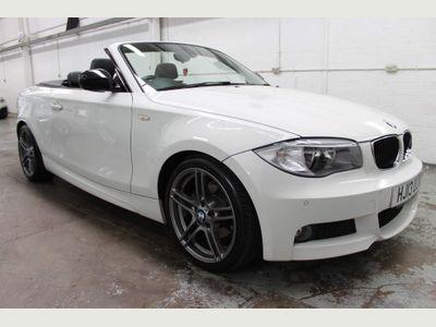 BMW 1 Series Convertible 2.0 118d Sport Plus Edition Auto 2dr