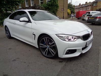 BMW 4 Series Coupe 3.0 430d M Sport 2dr