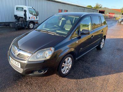 Vauxhall Zafira MPV