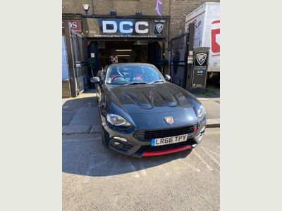 Abarth 124 Spider Convertible 1.4 MultiAir Spider 2dr