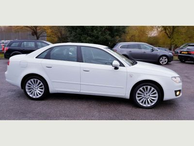 SEAT Exeo Saloon 2.0 TDI SE (Tech Pack) Multitronic 4dr