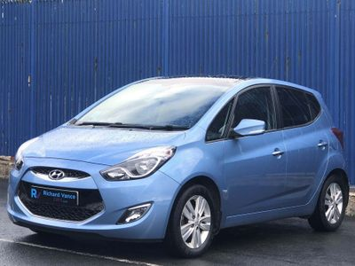 Hyundai ix20 Hatchback 1.4 Style 5dr