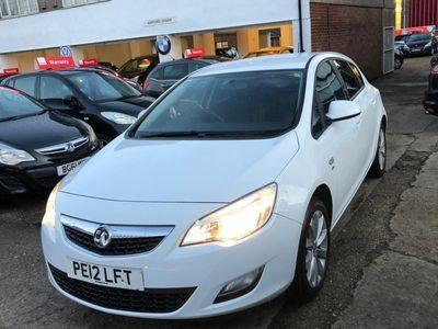 Vauxhall Astra Hatchback 1.4 16v Active 5dr