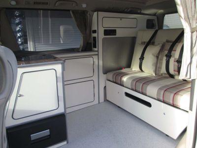 Toyota Alphard Campervan camper van 4 berth pop top roof, 5 seats