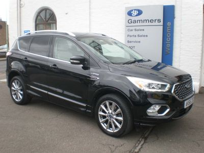 Ford Kuga SUV 2.0 TDCi EcoBlue Vignale AWD (s/s) 5dr