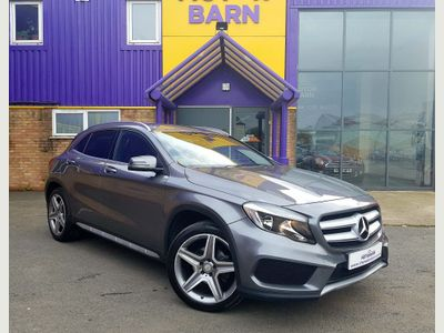 Mercedes-Benz GLA Class SUV 2.1 GLA200 AMG Line (s/s) 5dr