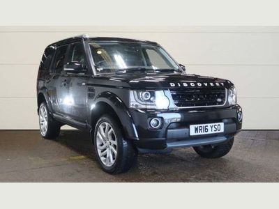 Land Rover Discovery 4 SUV 3.0 SD V6 Landmark (s/s) 5dr