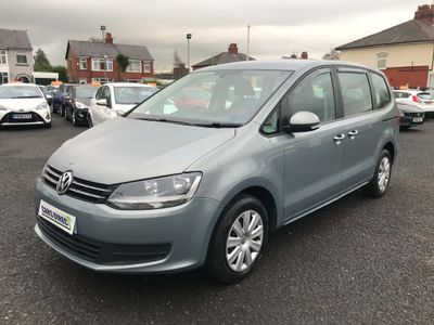 Volkswagen Sharan MPV 2.0 TD BlueMotion Tech S DSG 5dr