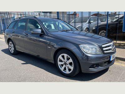 Mercedes-Benz C Class Estate 2.1 C200 CDI BlueEFFICIENCY SE (Executive) 5dr