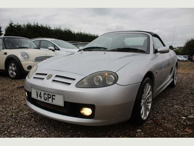 MG TF Convertible 1.8 Sprint 2dr