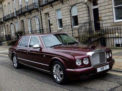 Bentley Arnage Saloon 6.8 RL 4dr
